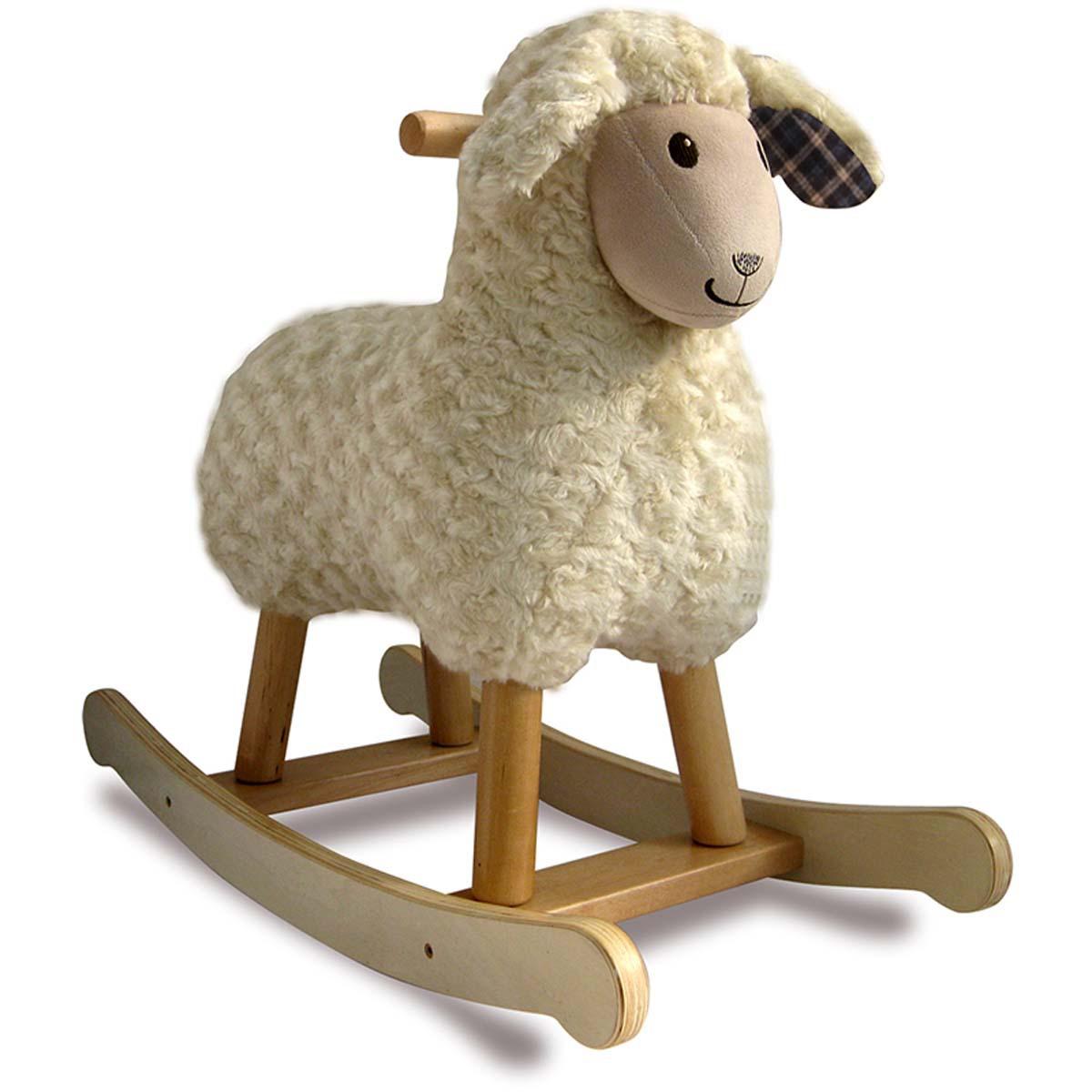 mouton bascule lambert lb3051 achat vente trotteur