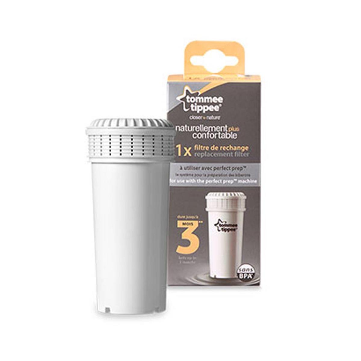 tommee tippee filtre pour pr parateur de biberon perfect. Black Bedroom Furniture Sets. Home Design Ideas