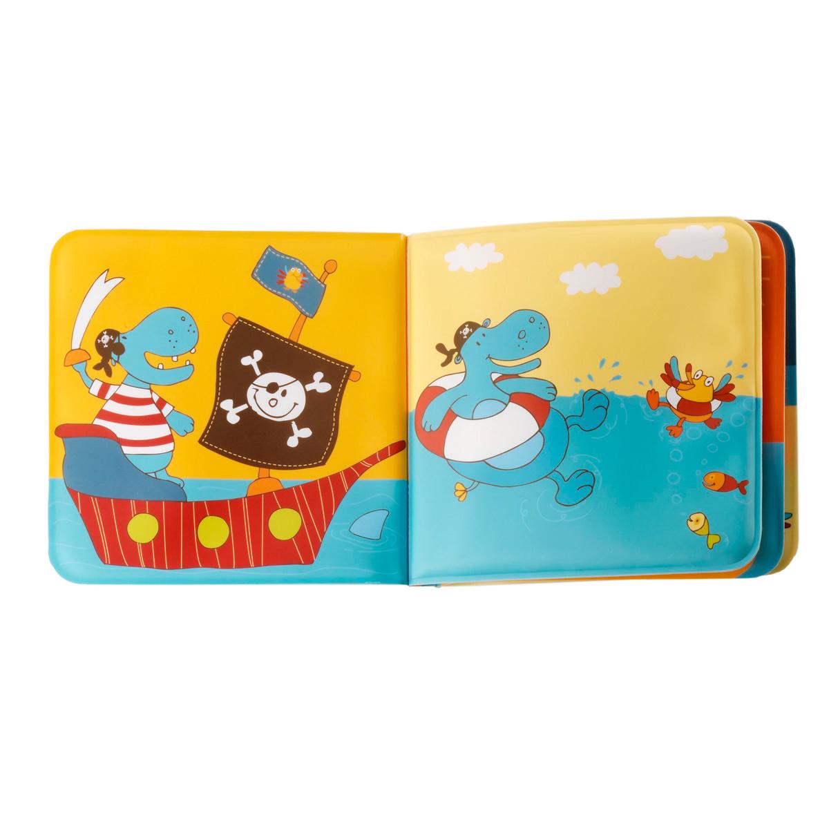Lilliputiens arnold livre de bain livre carte - L armoire de bebe ...