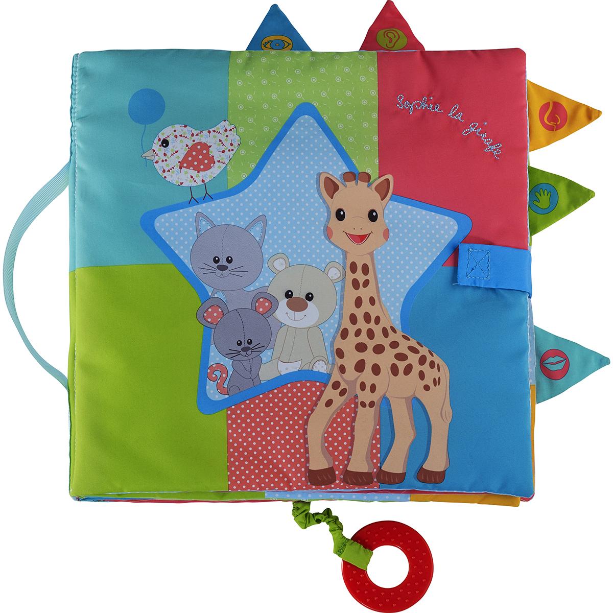 Livre & Carte Livre Sensitif Sophie la Girafe Livre Sensitif Sophie la Girafe