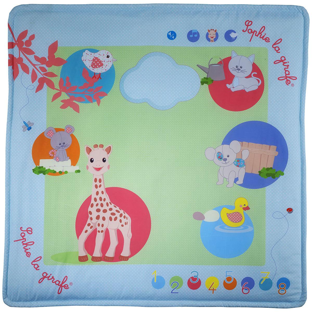 tapis d 39 eveil touch play mat sophie la girafe 240114. Black Bedroom Furniture Sets. Home Design Ideas