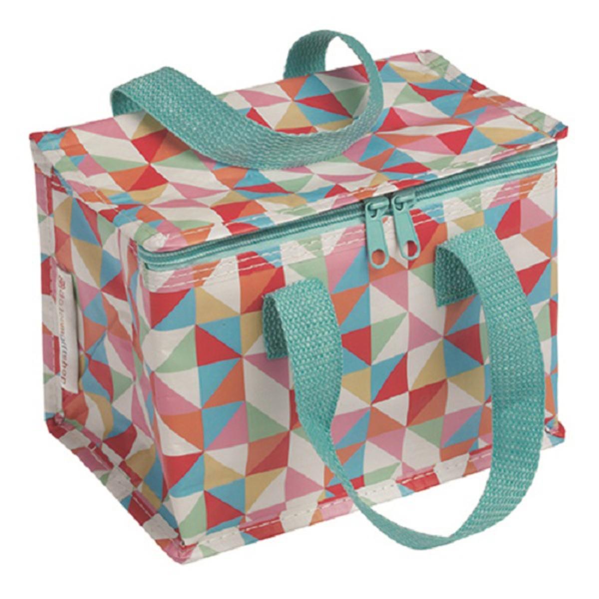 sac repas g om trique isotherme lunch bag 25632 rex. Black Bedroom Furniture Sets. Home Design Ideas