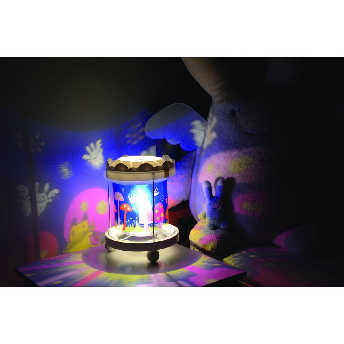 trousselier man ge lanterne elmer blanc lampe poser trousselier sur l 39 armoire de b b. Black Bedroom Furniture Sets. Home Design Ideas