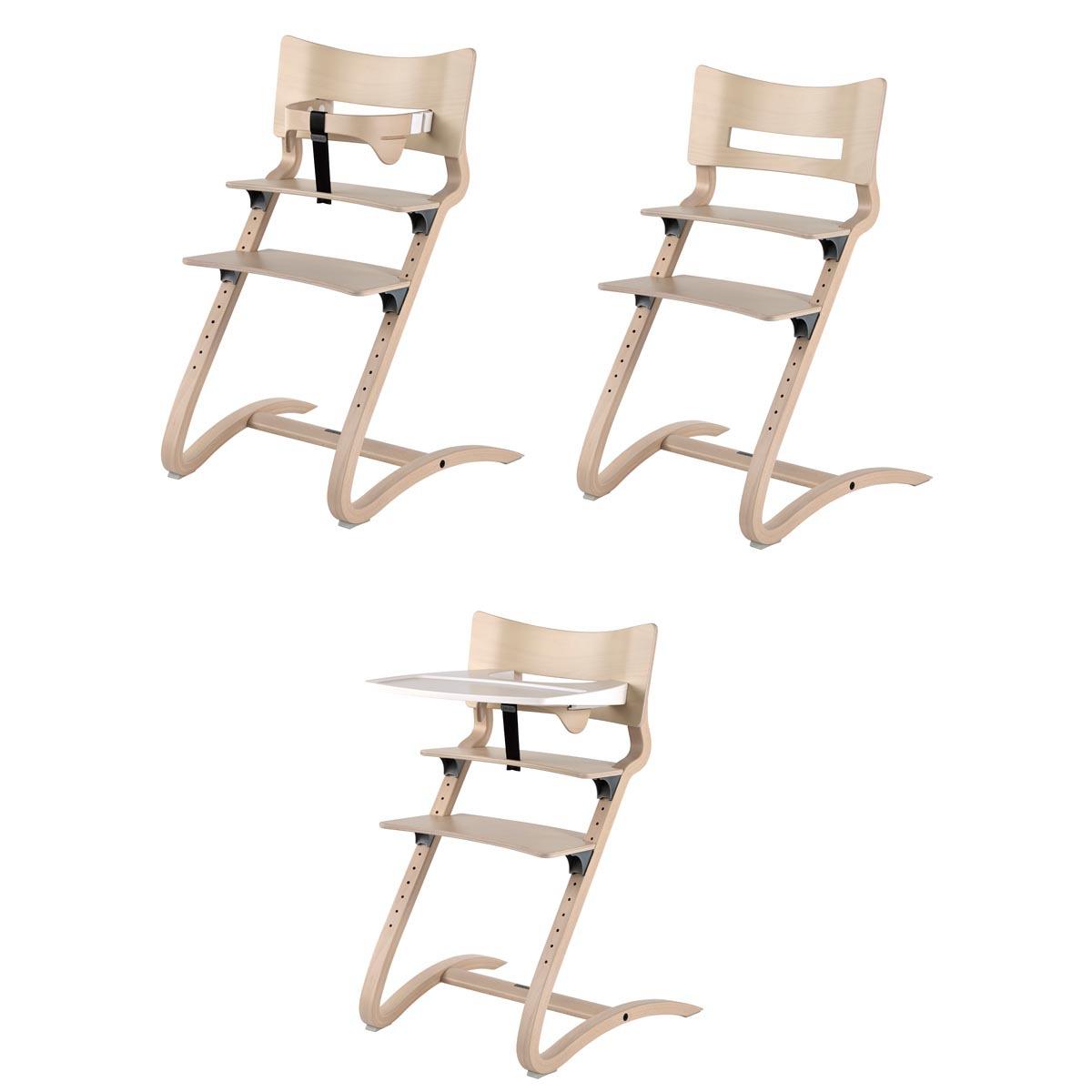 Chaise haute evolutive ceruse chacer achat vente for Chaise haute des la naissance