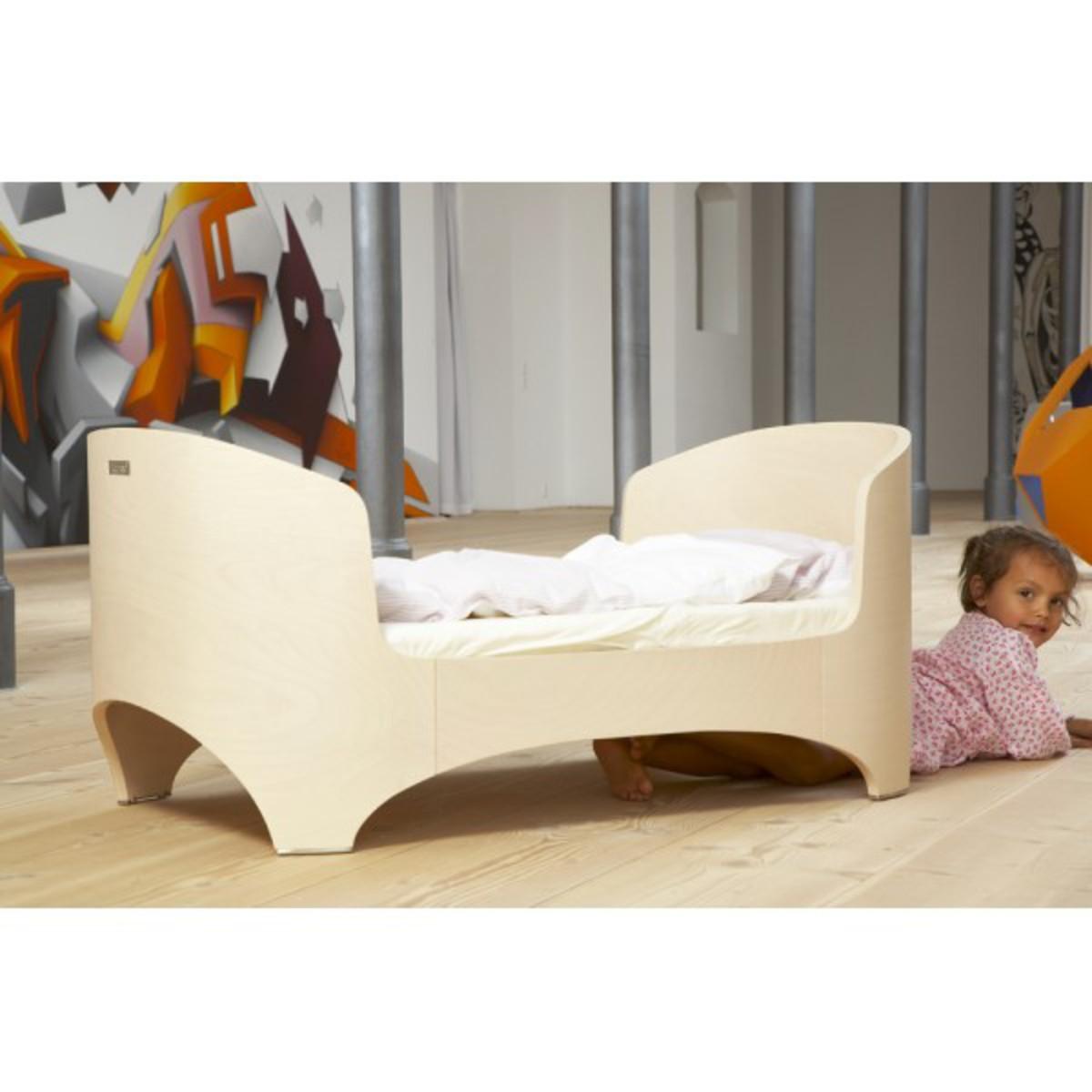 leander lit evolutif ceruse lit b b leander sur l. Black Bedroom Furniture Sets. Home Design Ideas