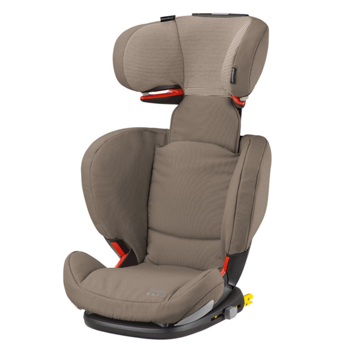 b b confort si ge auto isofix rodifix airprotect groupe 2 3 earth brown si ge auto et coque. Black Bedroom Furniture Sets. Home Design Ideas