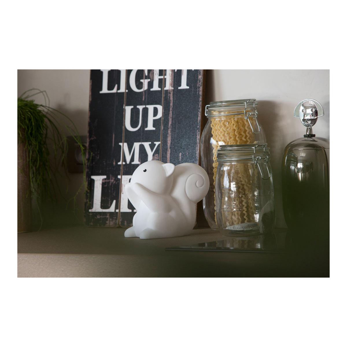 Veilleuse Veilleuse LED Betty l'Ecureuil - Blanc Veilleuse LED Betty l'Ecureuil - Blanc