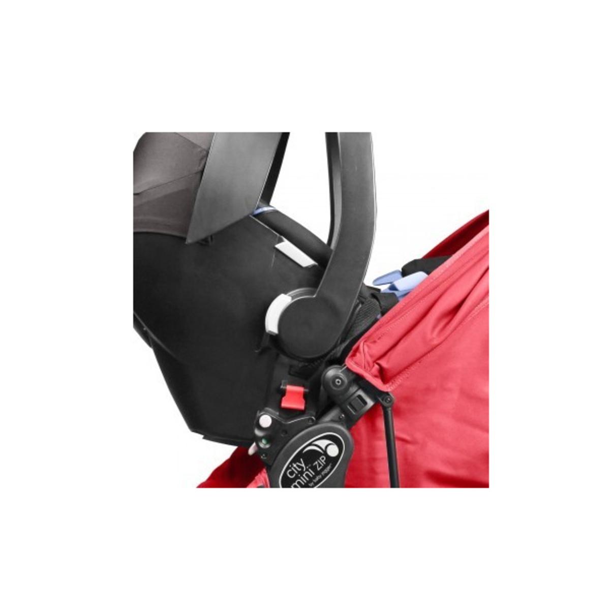 adaptateurs si ge auto pour poussette city mini zip 15 26 009 achat vente accessoires. Black Bedroom Furniture Sets. Home Design Ideas