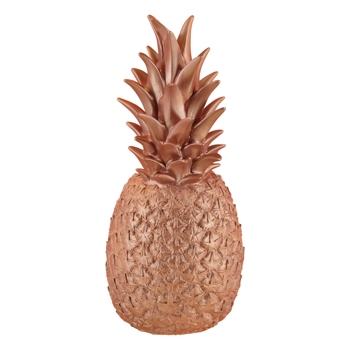 lampe ananas pi acolada bronze pl bronze achat vente lampe poser sur. Black Bedroom Furniture Sets. Home Design Ideas