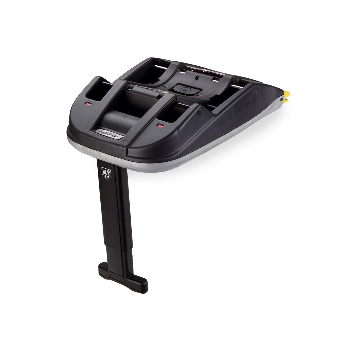 installer la base du siège de voiture sans le verrou