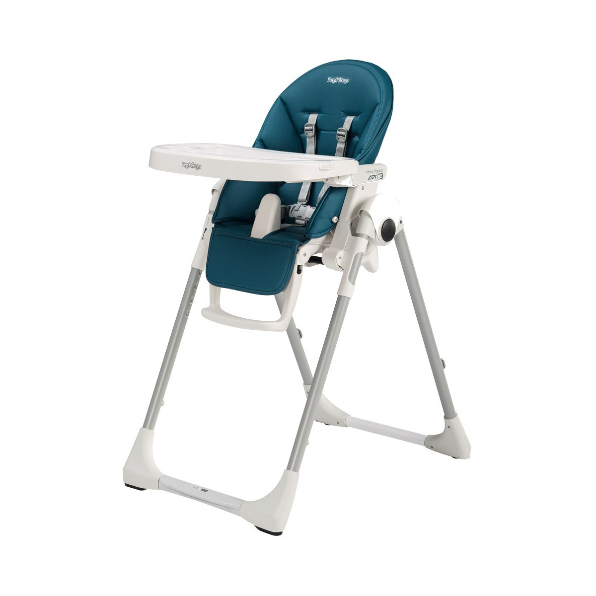 Peg p rego chaise prima pappa zero 3 petrolio chaise haute peg p rego sur l 39 armoire de b b - Chaise haute peg perego zero 3 ...