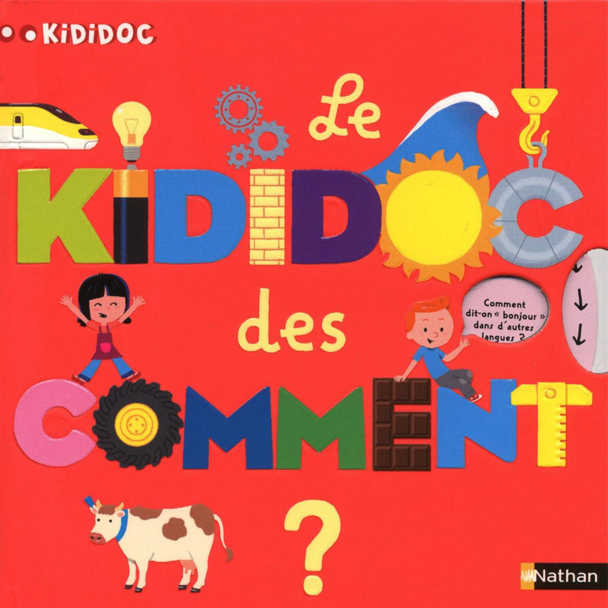 Livre & Carte Le Kididoc des Comment Le Kididoc des Comment