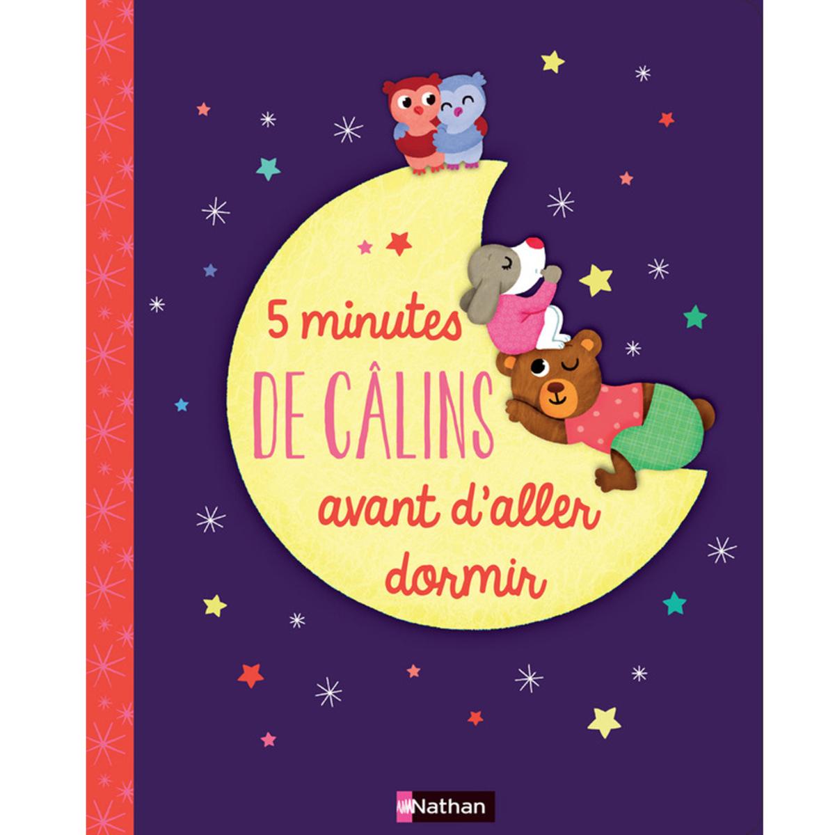 Livre & Carte 5 Minutes de Câlins Avant d'Aller Dormir 5 Minutes de Câlins Avant d'Aller Dormir