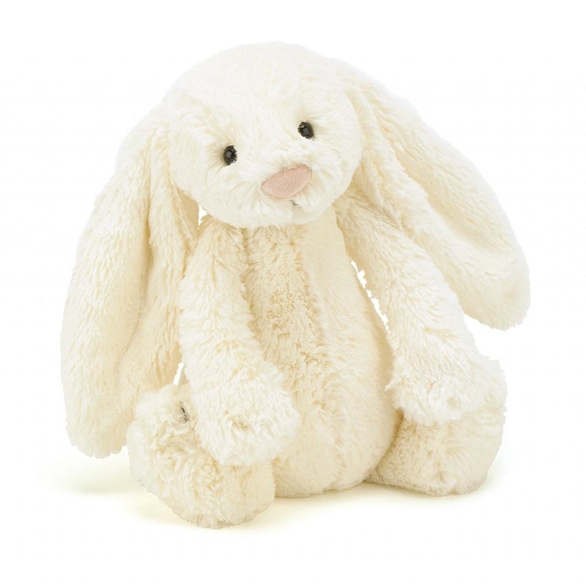 Peluche Bashful Cream Bunny - Medium Bashful Cream Bunny - Medium
