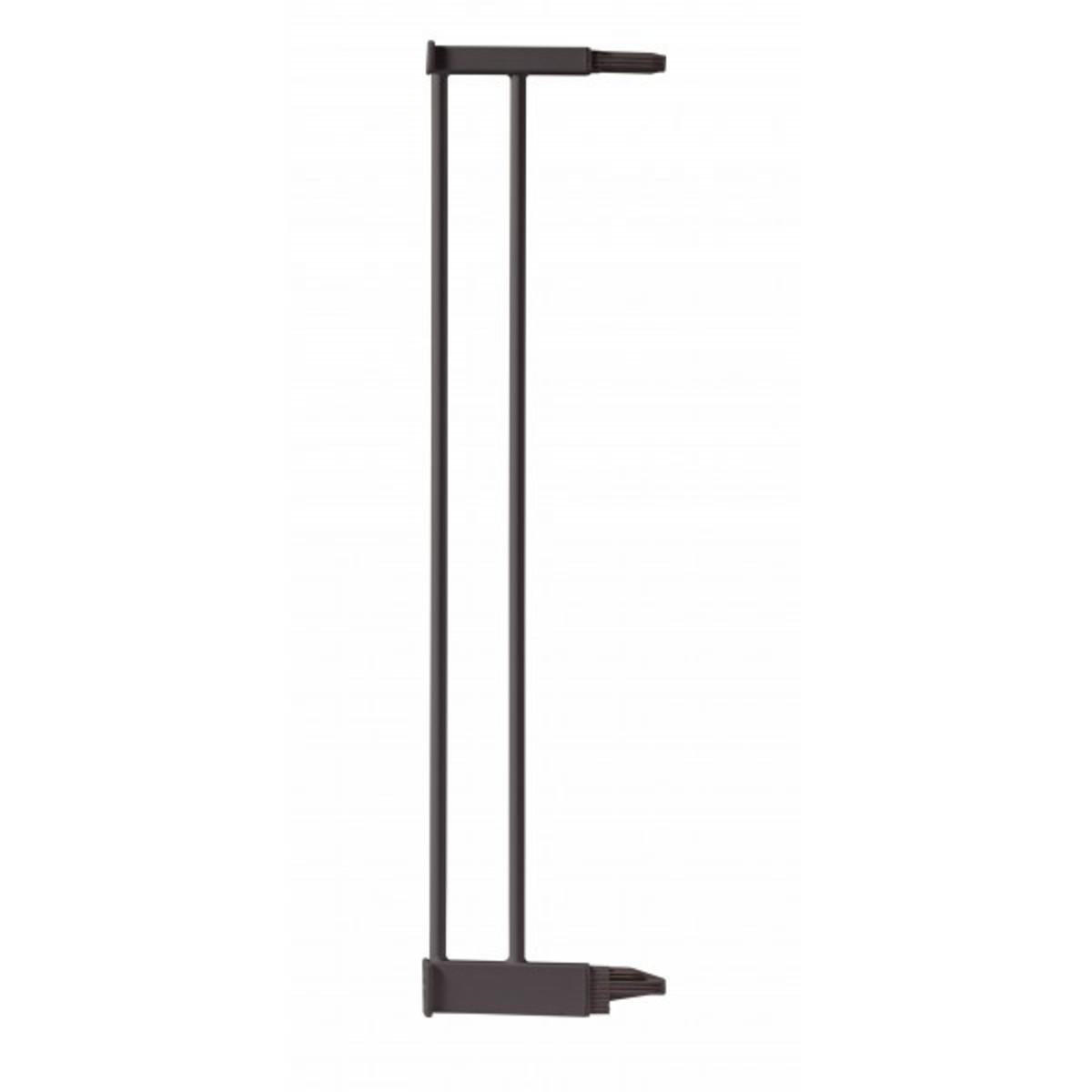 bellemont extension pour barri re de porte 12 4 cm m tal brun barri re de s curit bellemont. Black Bedroom Furniture Sets. Home Design Ideas