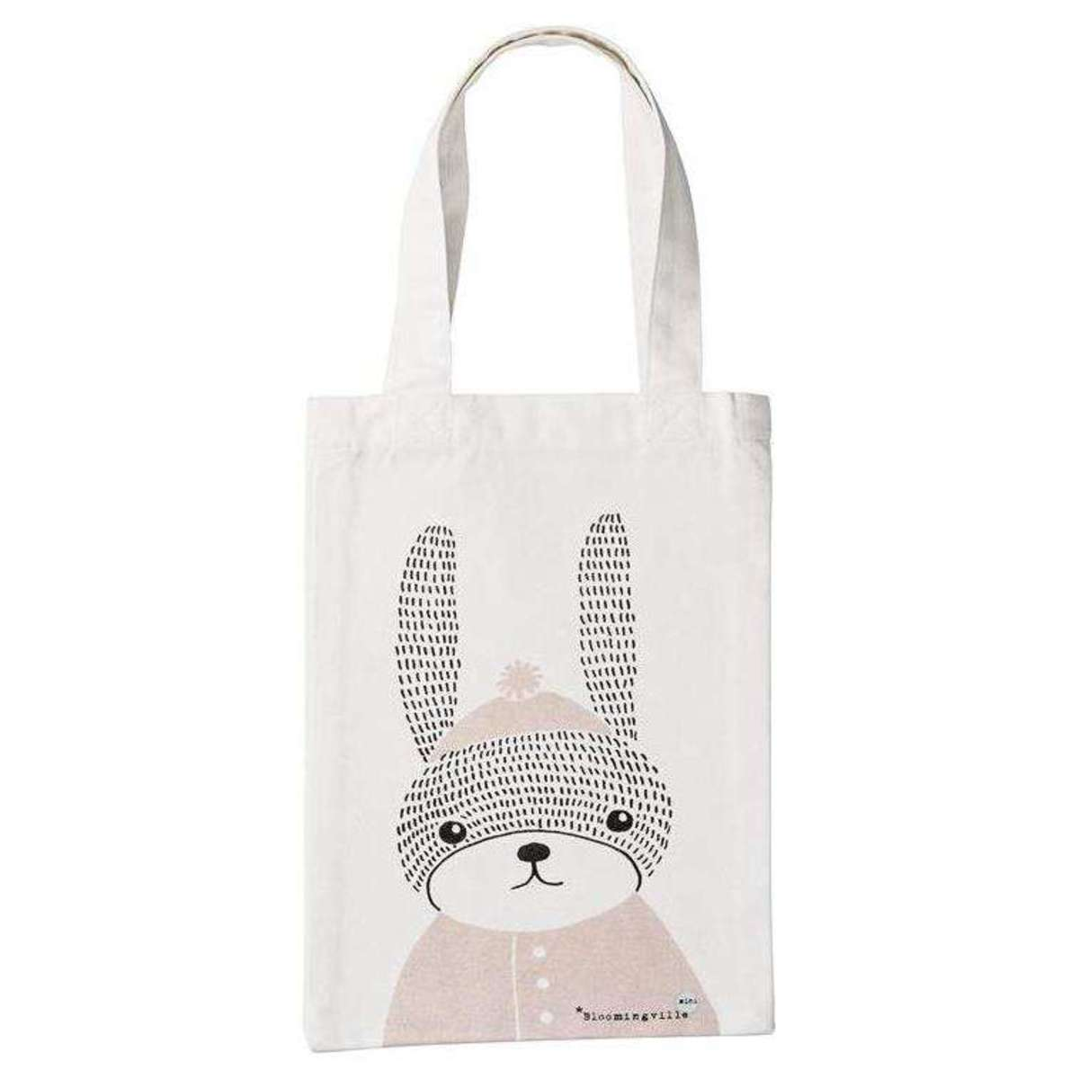 tote bag enfant lapin 95600028 achat vente bagagerie enfant sur. Black Bedroom Furniture Sets. Home Design Ideas