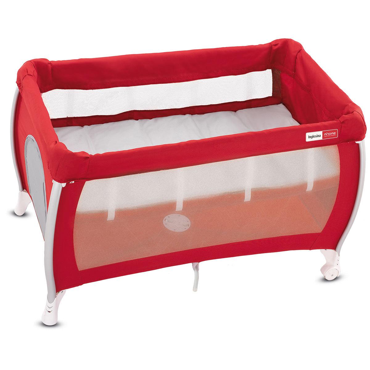 inglesina lit de voyage lodge red lit parapluie inglesina sur l 39 armoire de b b. Black Bedroom Furniture Sets. Home Design Ideas