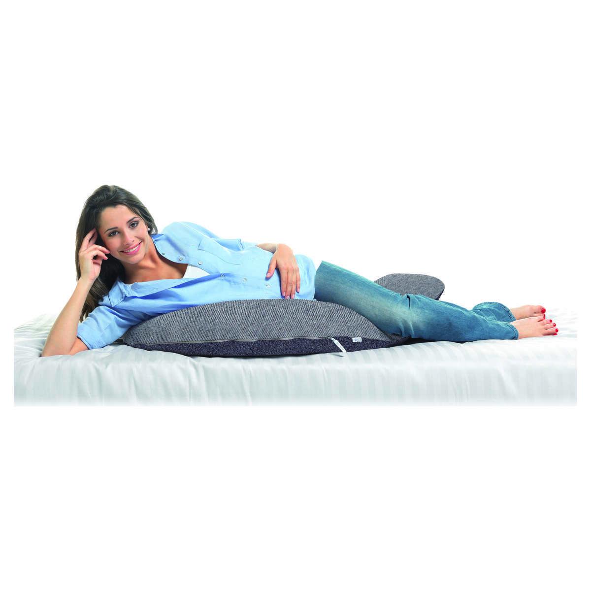 coussin big flopsy gris charbon 050893 achat vente. Black Bedroom Furniture Sets. Home Design Ideas