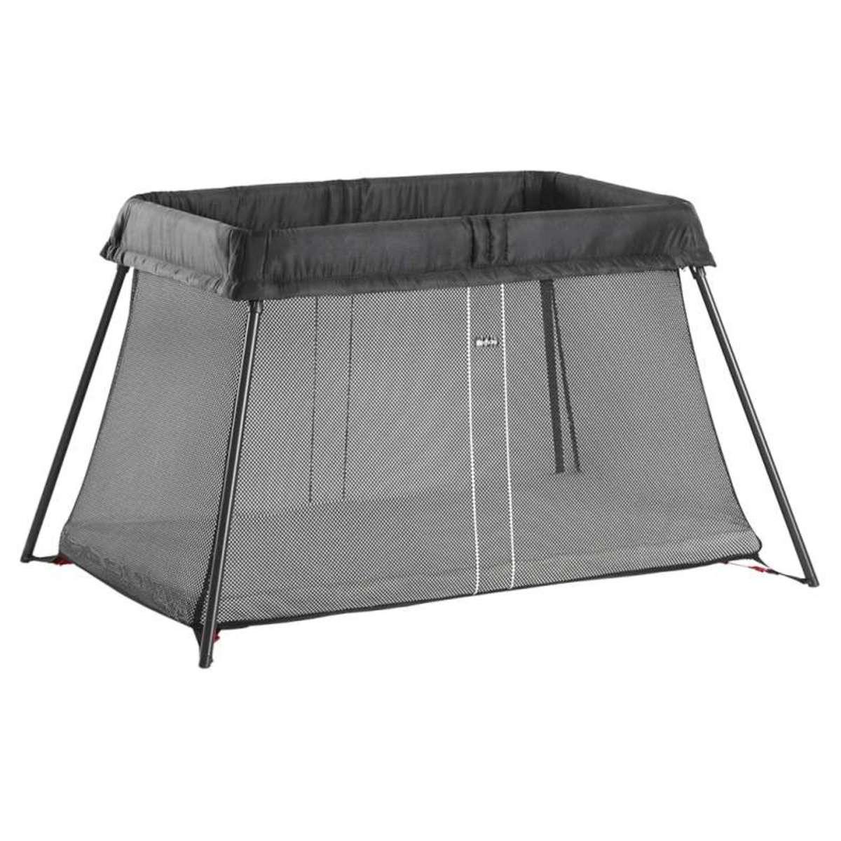 Lit parapluie Lit Parapluie Light - Noir Lit Parapluie Light - Noir