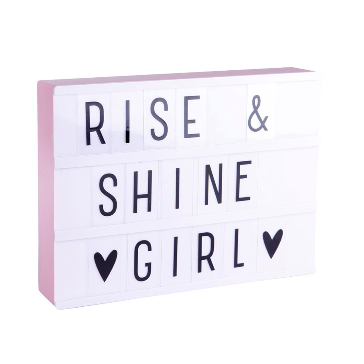 LDLC.com Lightbox LED - Rose Lightbox LED - Rose