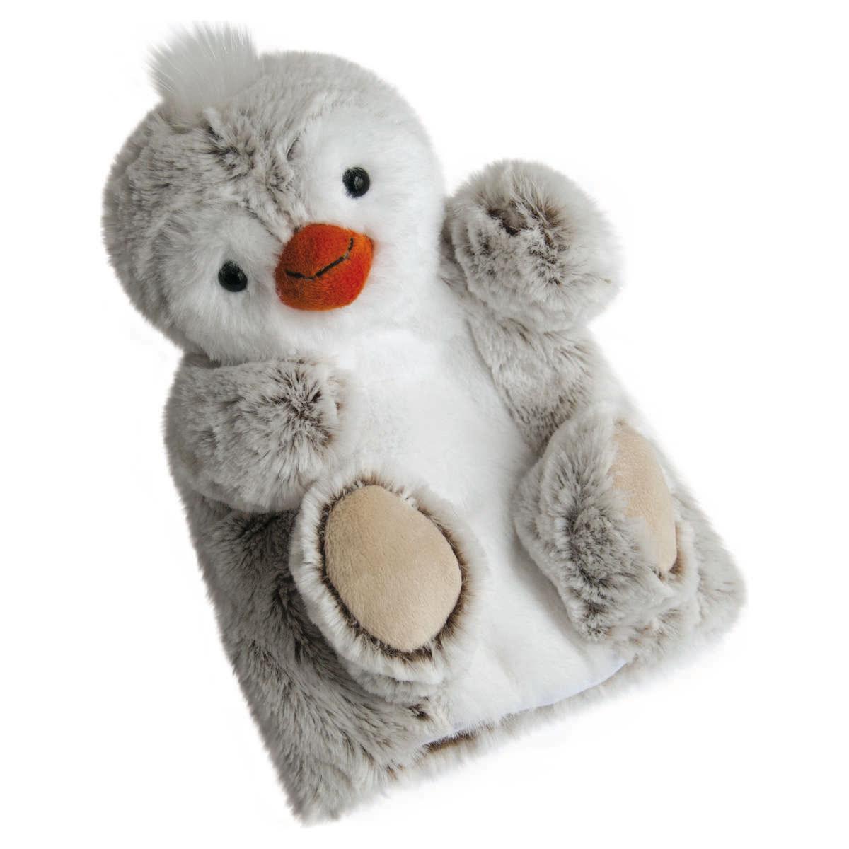 Marionnette Marionnette Pingouin