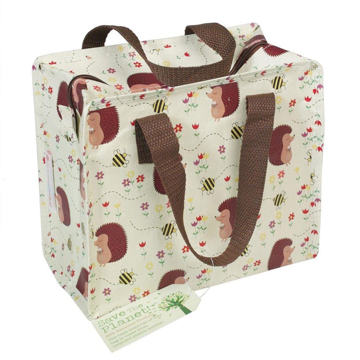 dotcomgiftshop sac de rangement recycl charlotte honey the hedgehog rangement jouet. Black Bedroom Furniture Sets. Home Design Ideas