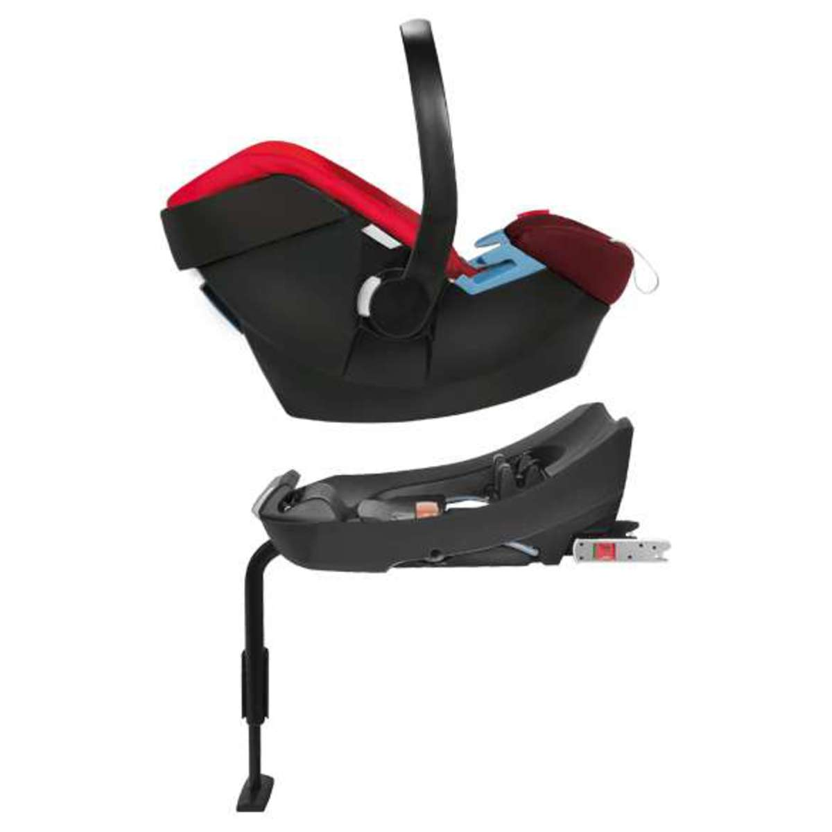 cybex base aton base 2 fix isofix si ge auto et coque cybex sur l 39 armoire de b b. Black Bedroom Furniture Sets. Home Design Ideas