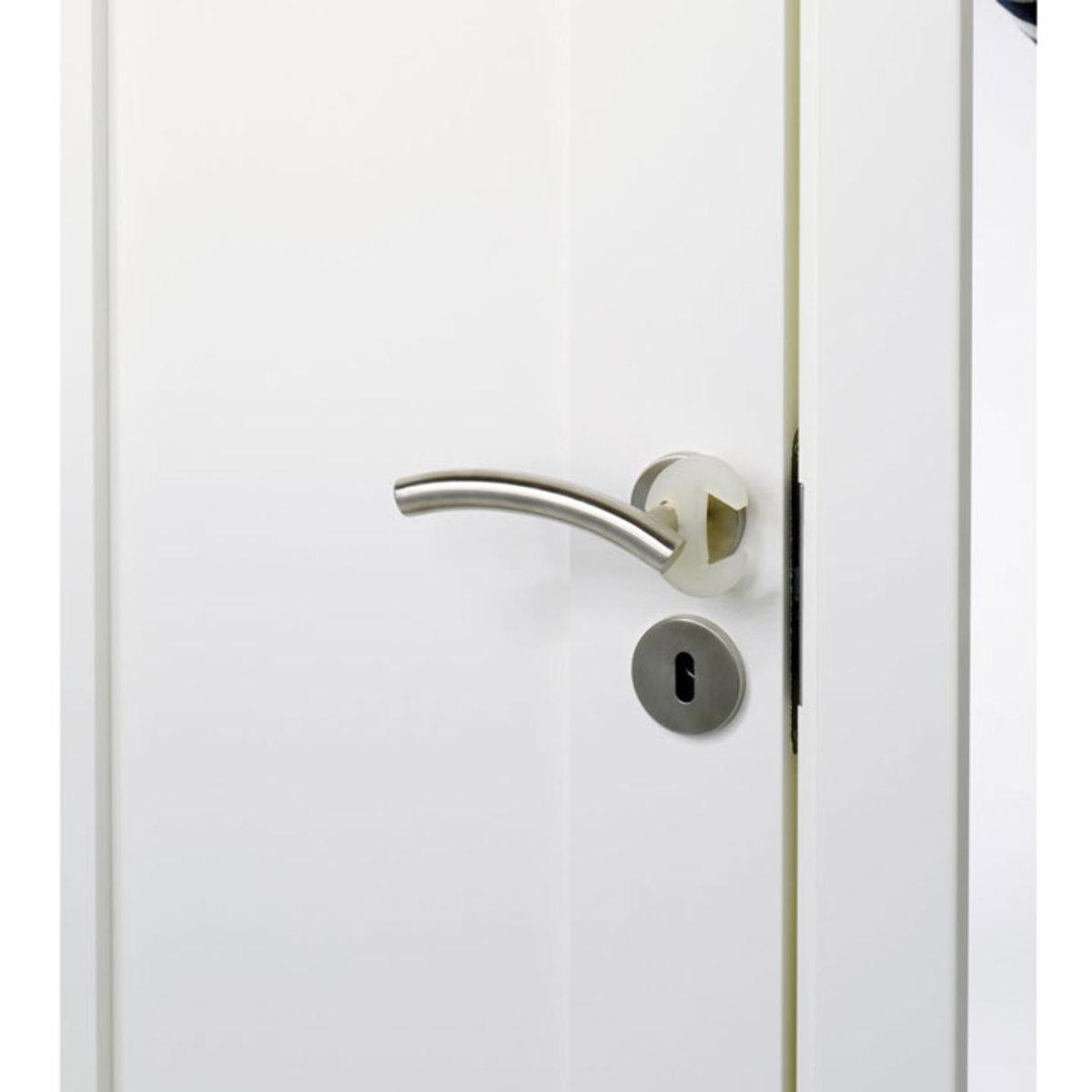 Prot ge doigts pour porte transparent 2 pi ces bd 08215 - Protege porte maison ...