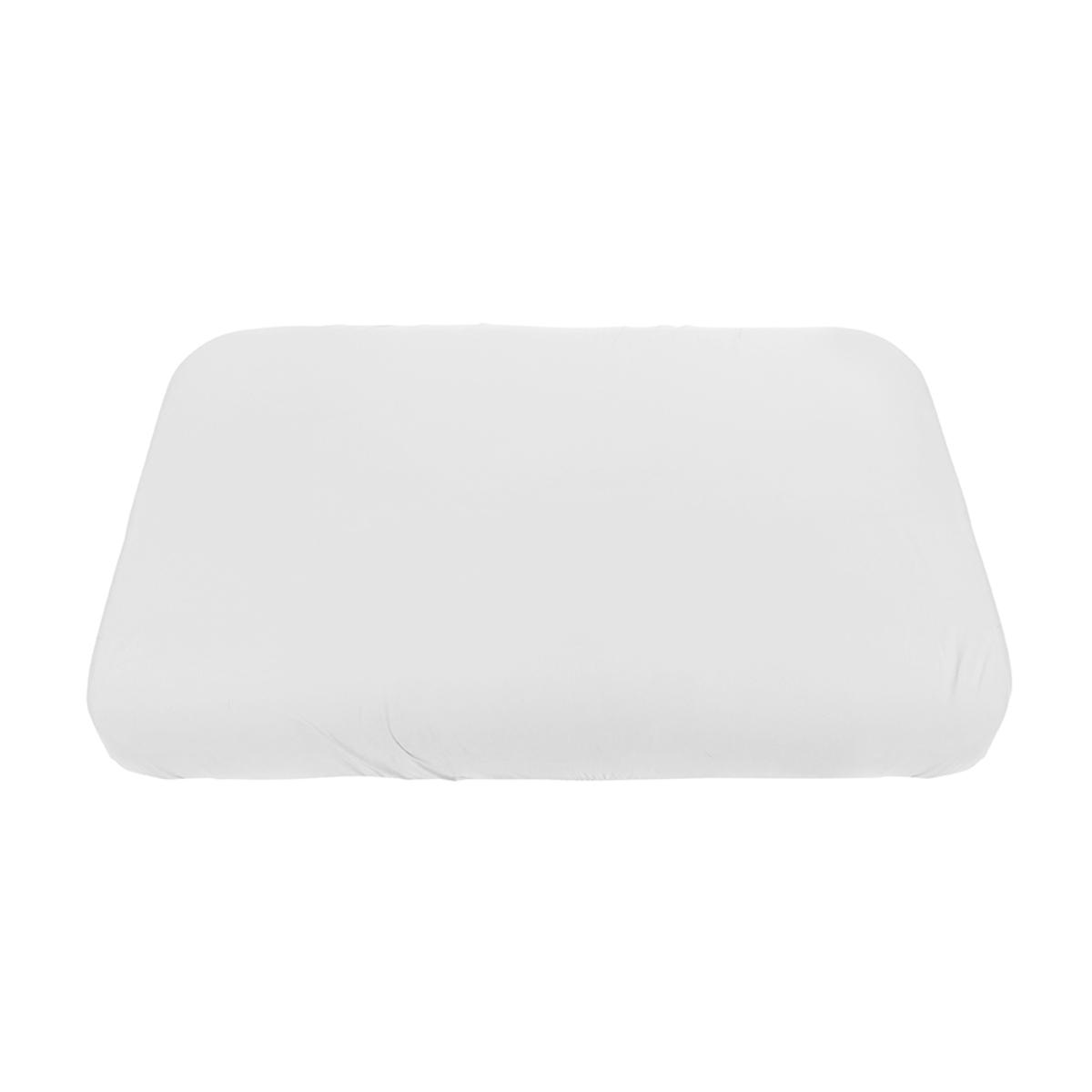 Linge de lit Drap Housse Blanc - 70 x 120 cm Drap Housse Blanc - 70 x 120 cm