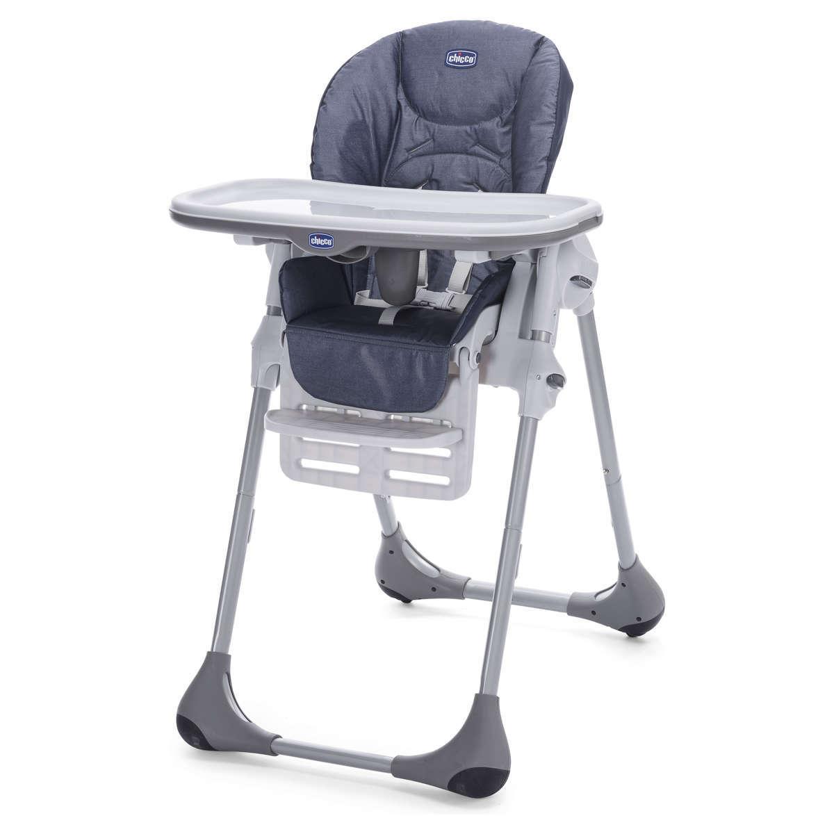 chicco chaise haute polly easy denim chaise haute chicco sur l 39 armoire de b b. Black Bedroom Furniture Sets. Home Design Ideas