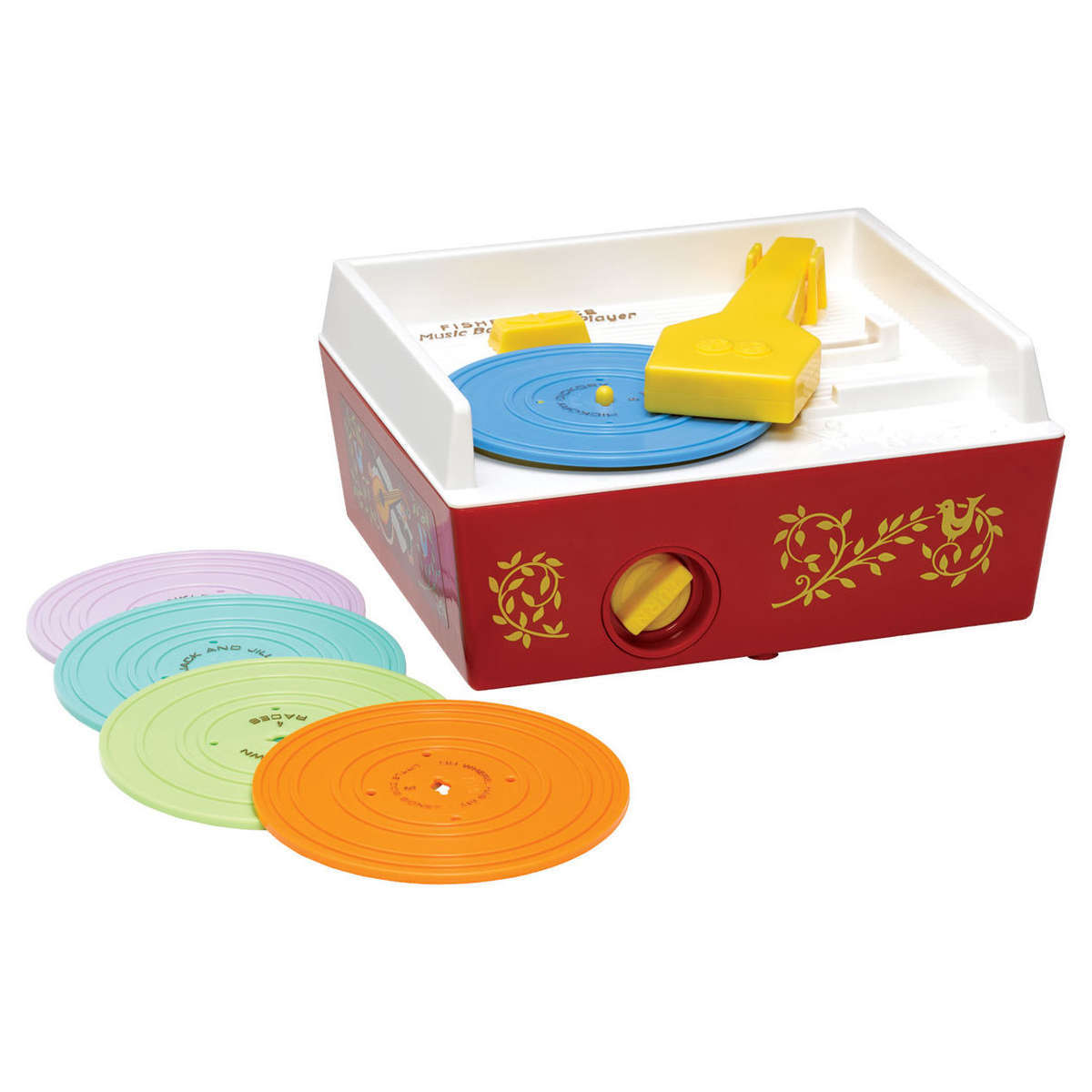 Mes premiers jouets Mange-Disques Fisher Price Classic Mange-Disques Fisher Price Classic