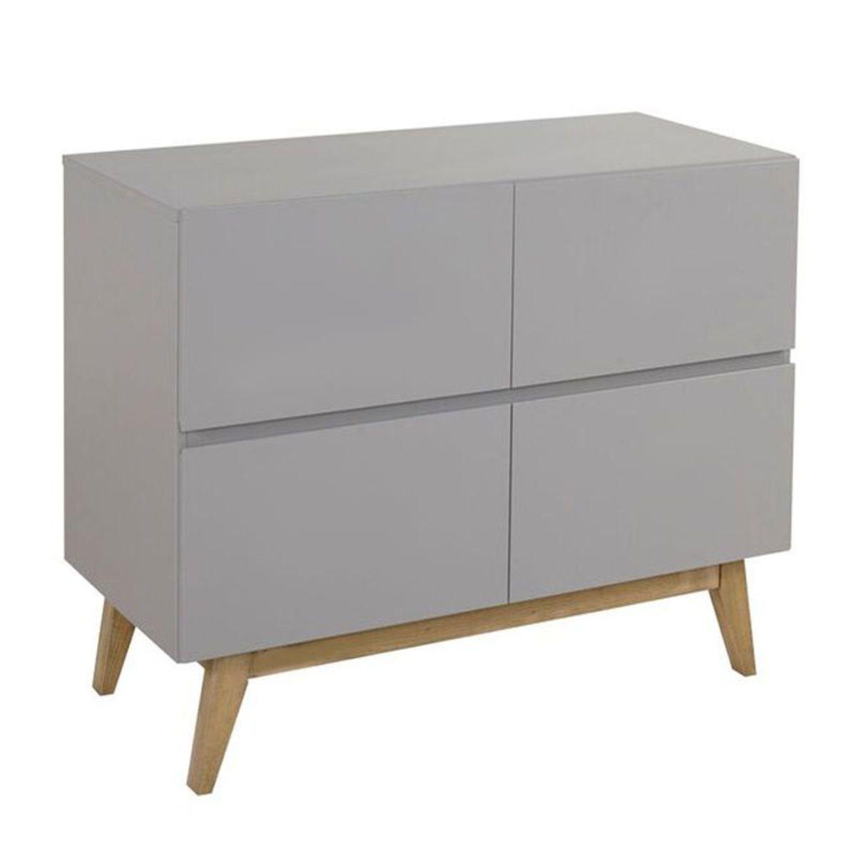Quax commode trendy 4 tiroirs griffin commode quax sur - L armoire de bebe ...