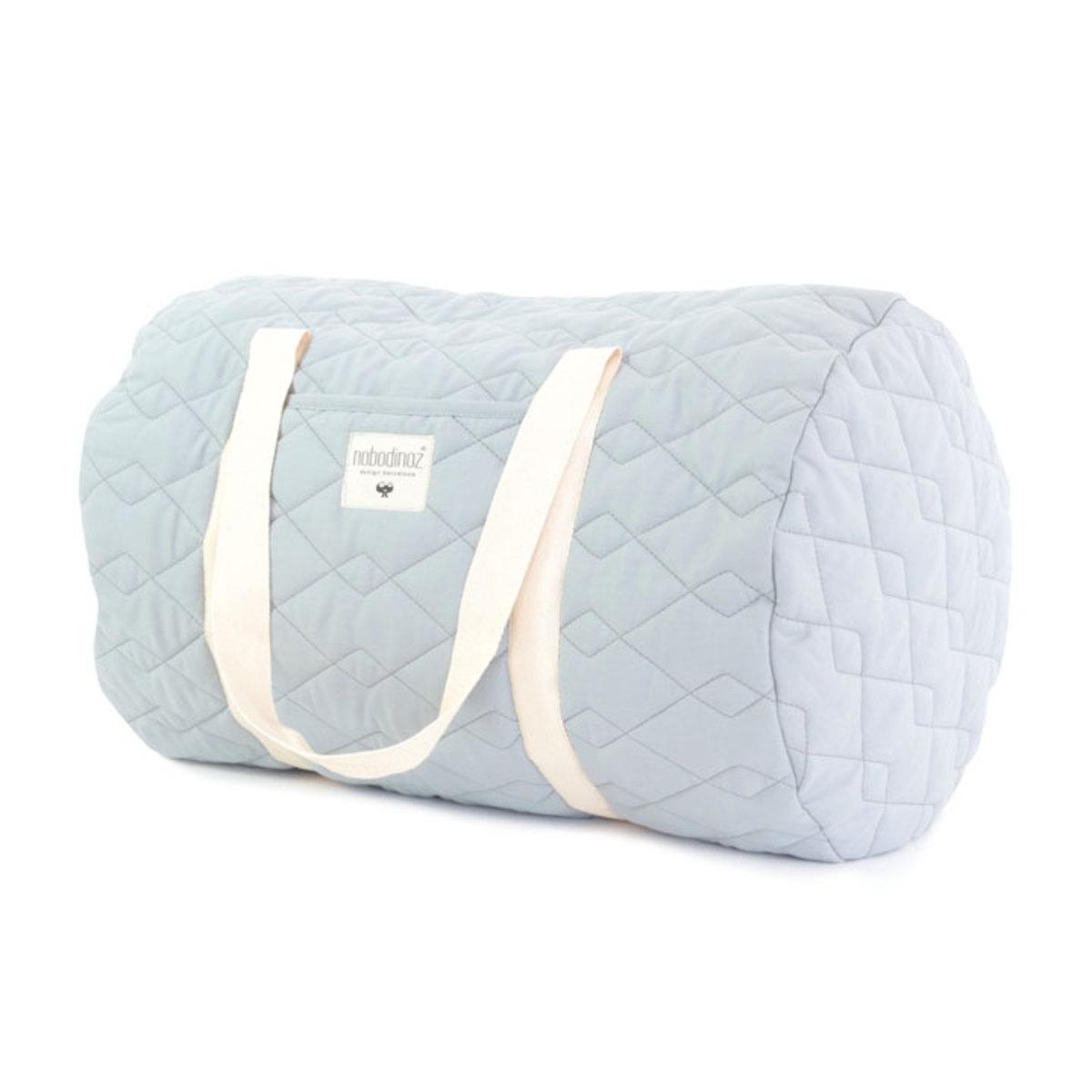 sac week end los angeles pure line bleu riviera 2000000090221 achat vente sac langer. Black Bedroom Furniture Sets. Home Design Ideas