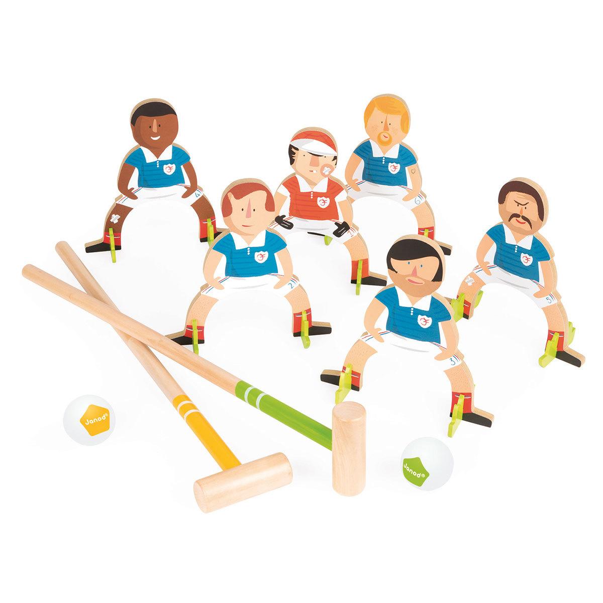Mes premiers jouets Croquet Champions Croquet Champions