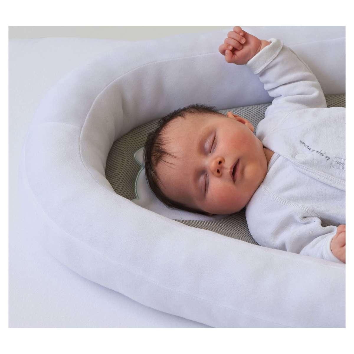 candide r ducteur de lit b b nest air cale b b. Black Bedroom Furniture Sets. Home Design Ideas