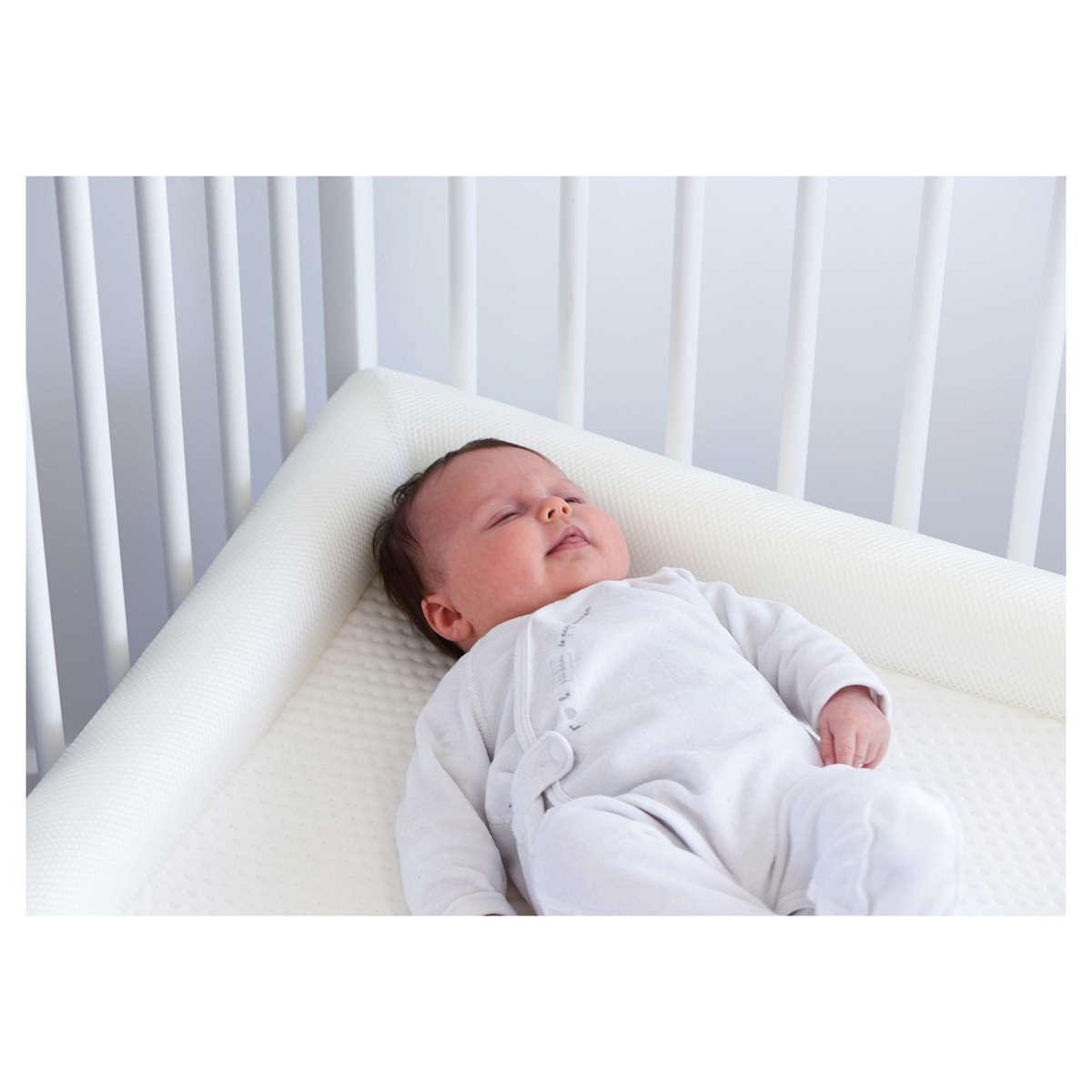 matelas d houssable sleep safe croissance 70x140 cm 584254 achat vente matelas b b sur. Black Bedroom Furniture Sets. Home Design Ideas