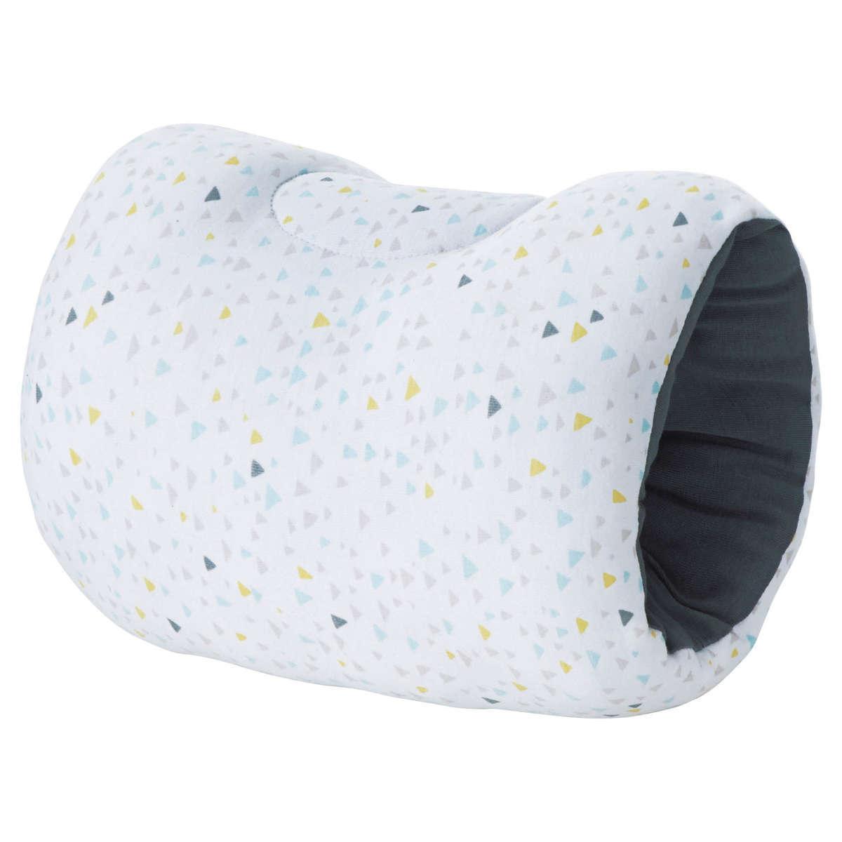 candide brassard d 39 allaitement en jersey triangles multicolores coussin allaitement candide. Black Bedroom Furniture Sets. Home Design Ideas