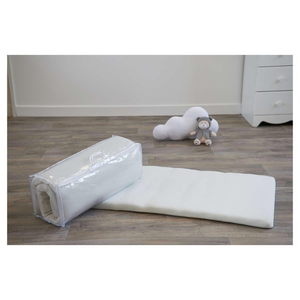 candide matelas de voyage air blanc matelas b b. Black Bedroom Furniture Sets. Home Design Ideas