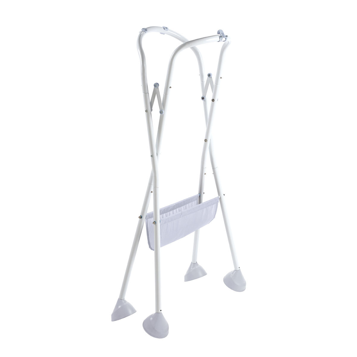 B aba support pieds cam l 39 o grey blue baignoire b aba sur l 39 armoire de b b - Baignoire beaba sur pied ...