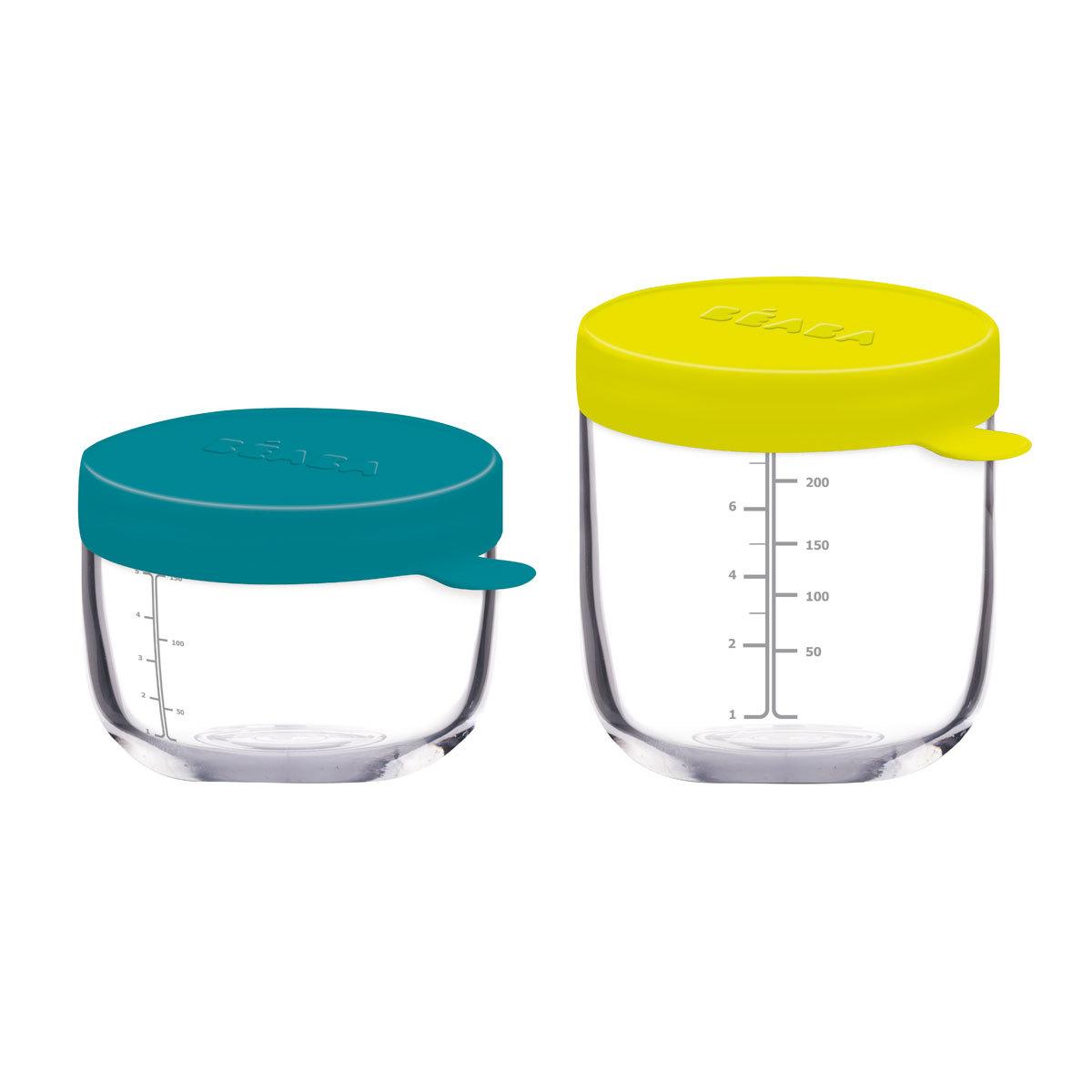 Vaisselle & Couvert Coffret de 2 Portions Verre 150/250 ml Coffret de 2 Portions Verre 150/250 ml