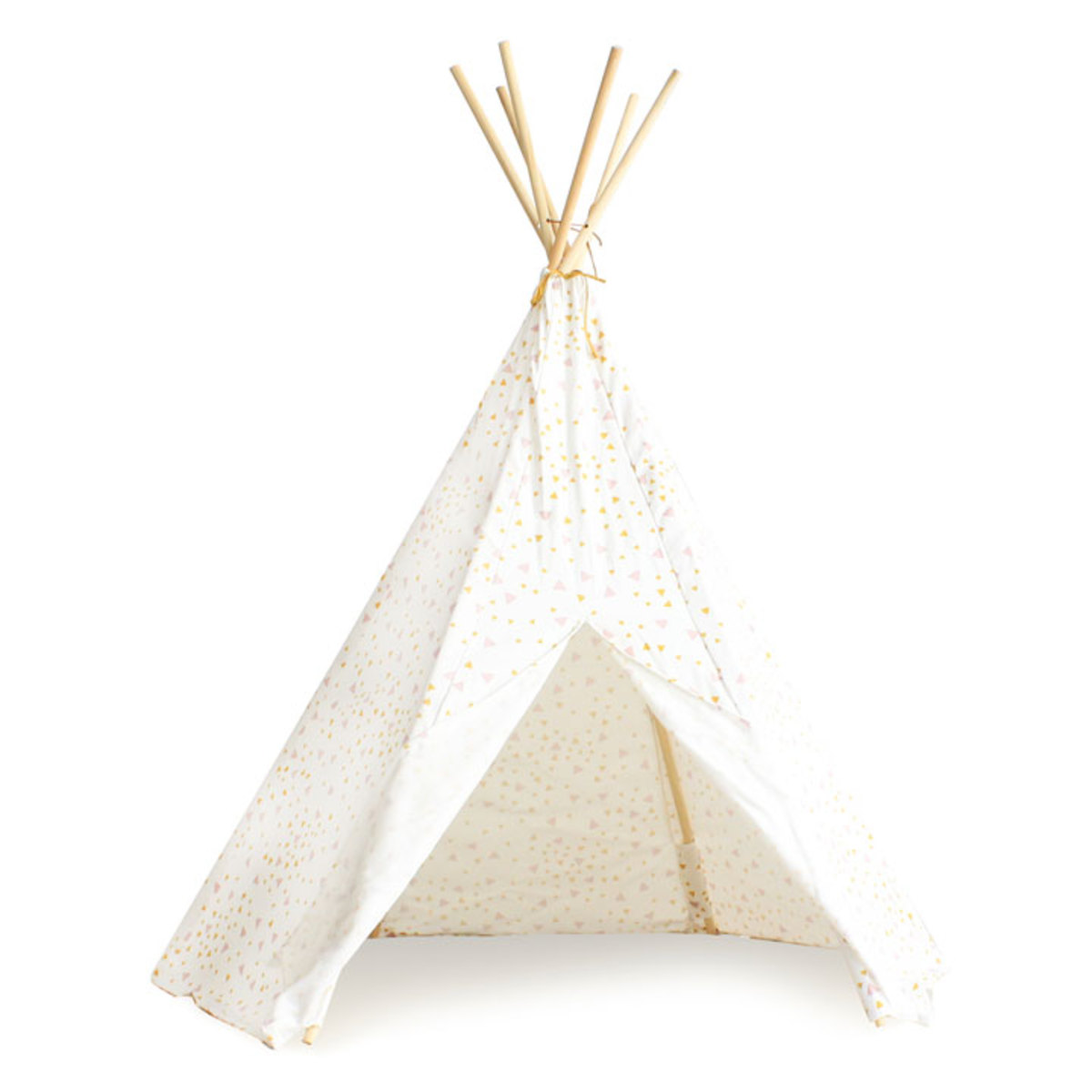 tipi arizona confettis miel rose 2000000055725 achat vente tapis veil tipi sur. Black Bedroom Furniture Sets. Home Design Ideas