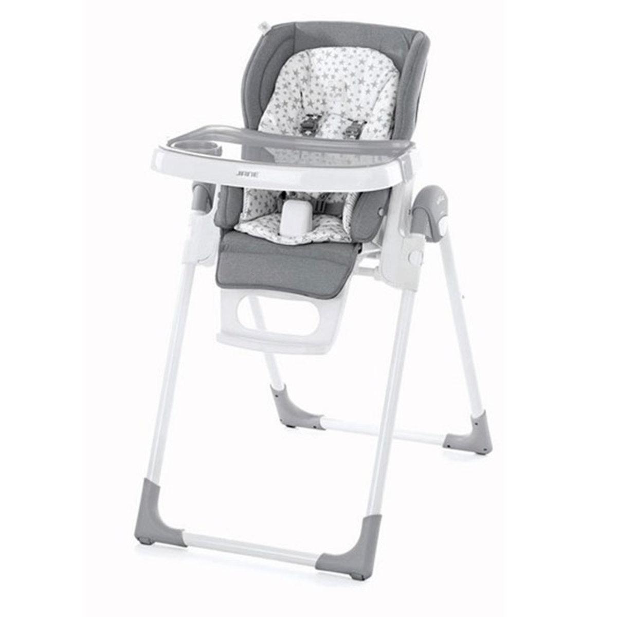 jan chaise haute mila star chaise haute jan sur l 39 armoire de b b. Black Bedroom Furniture Sets. Home Design Ideas