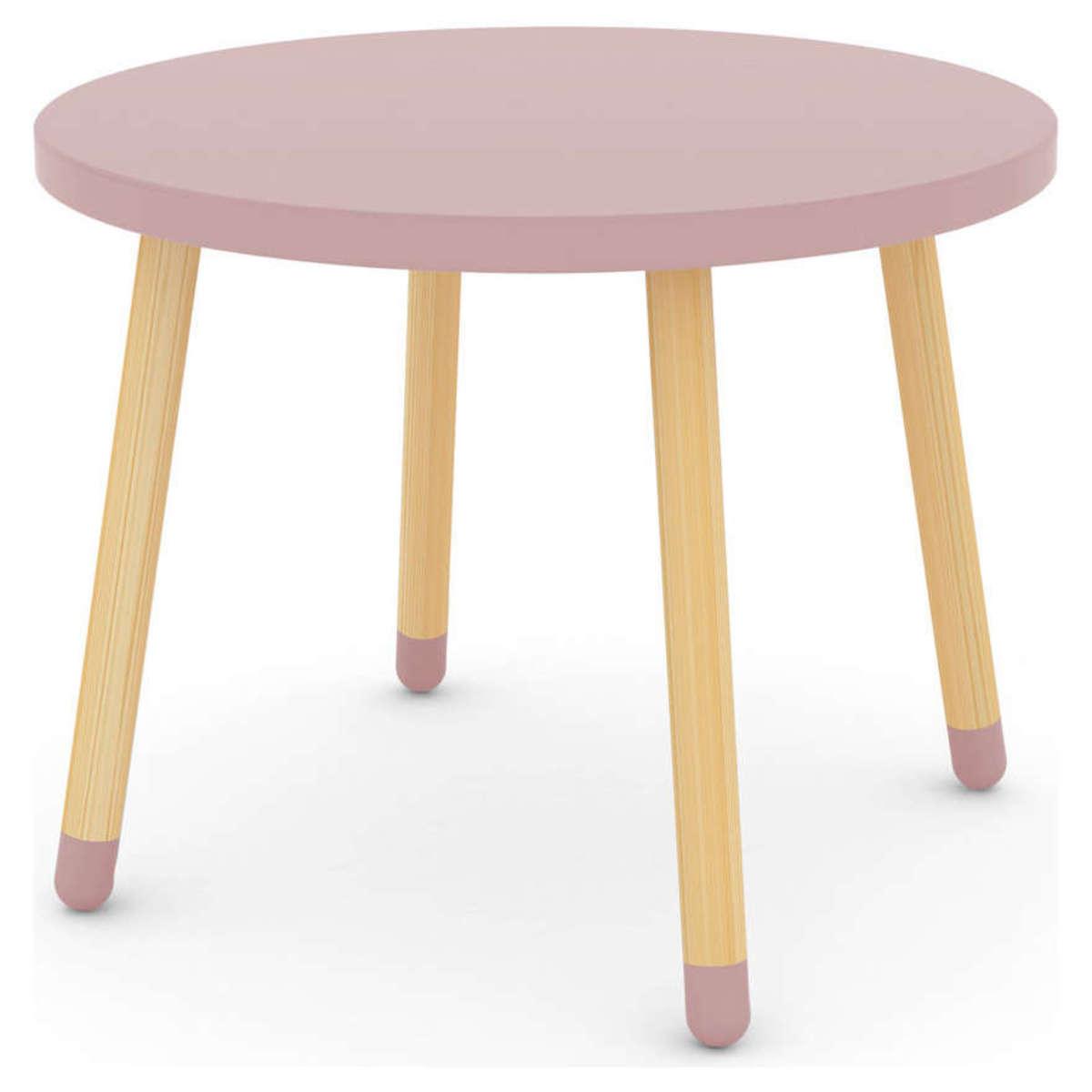 Table & Chaise Table PLAY - Rose Table PLAY - Rose