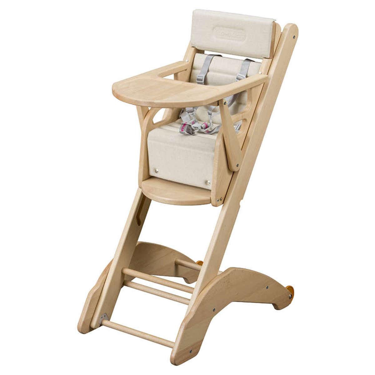 Chaise haute Chaise Haute Twenty One Evo - Naturel Chaise Haute Twenty One Evo - Naturel