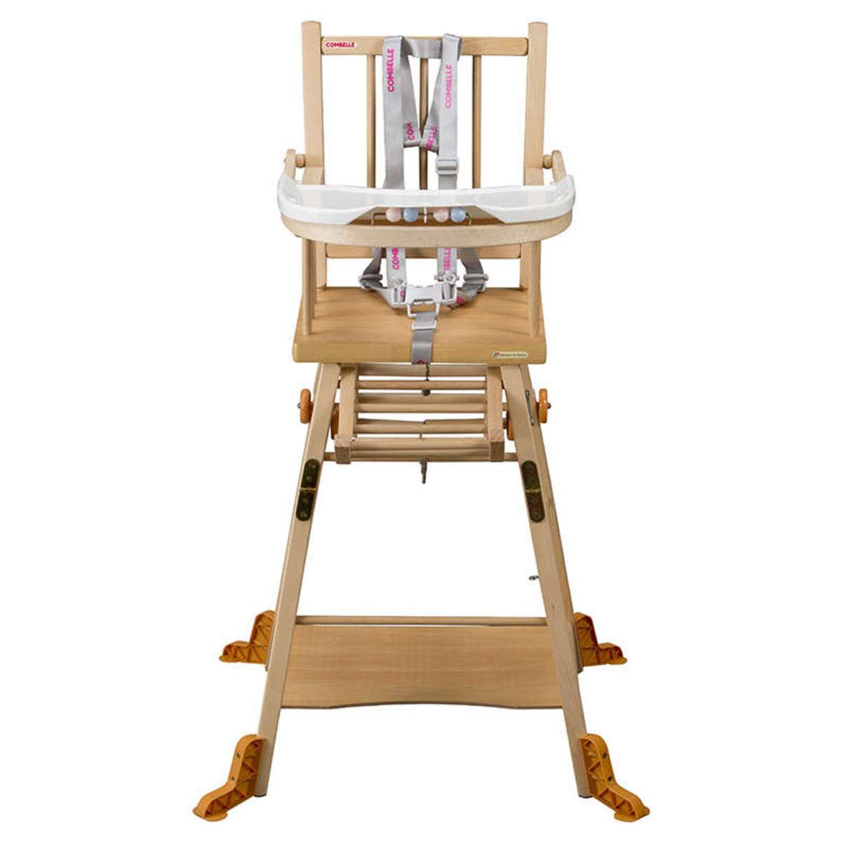 Acheter Chaise Haute A Barreaux Transformable Marcel