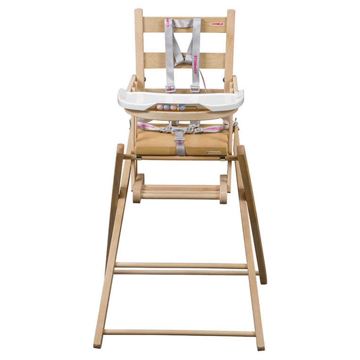 Combelle chaise haute extra pliante sarah chaise haute for Chaise haute combelle pliante