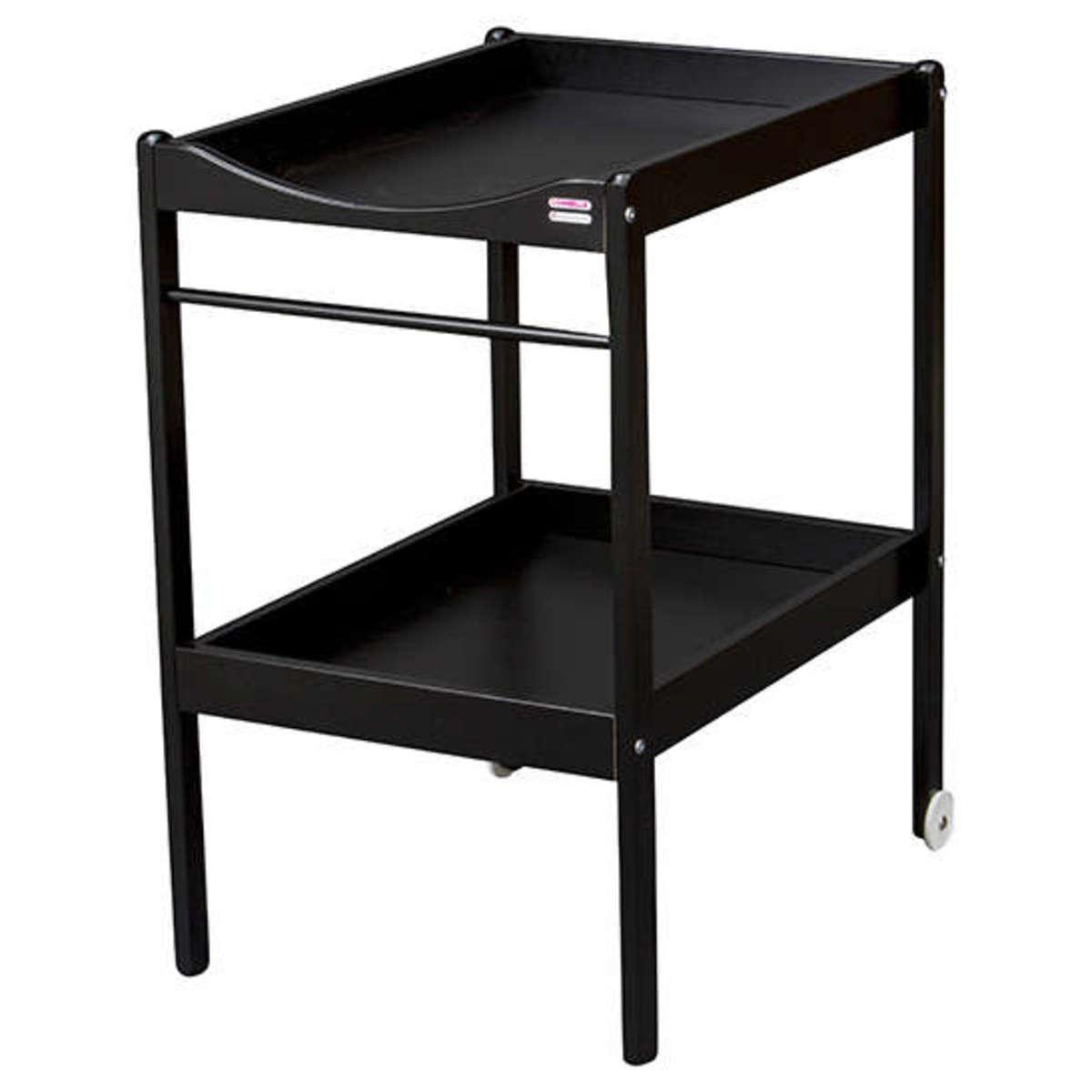 Table à langer Table à Langer Alice - Noir Table à Langer Alice - Noir