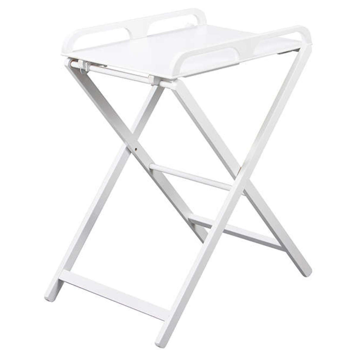 combelle table langer pliante jade laqu blanc table. Black Bedroom Furniture Sets. Home Design Ideas