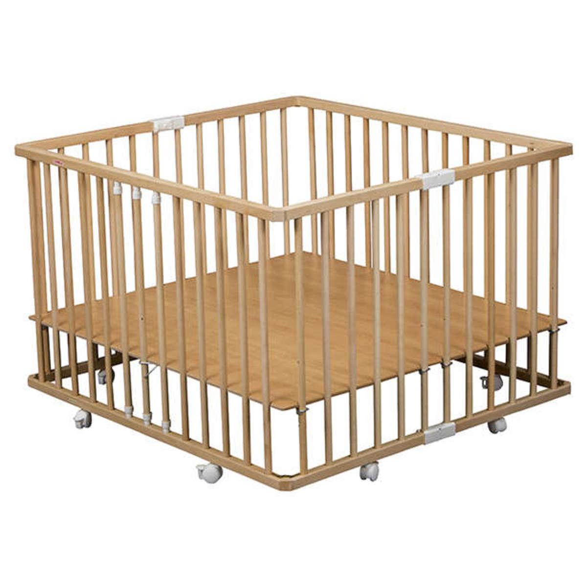 parc b b carr pliant et r glable gaby 459c achat. Black Bedroom Furniture Sets. Home Design Ideas