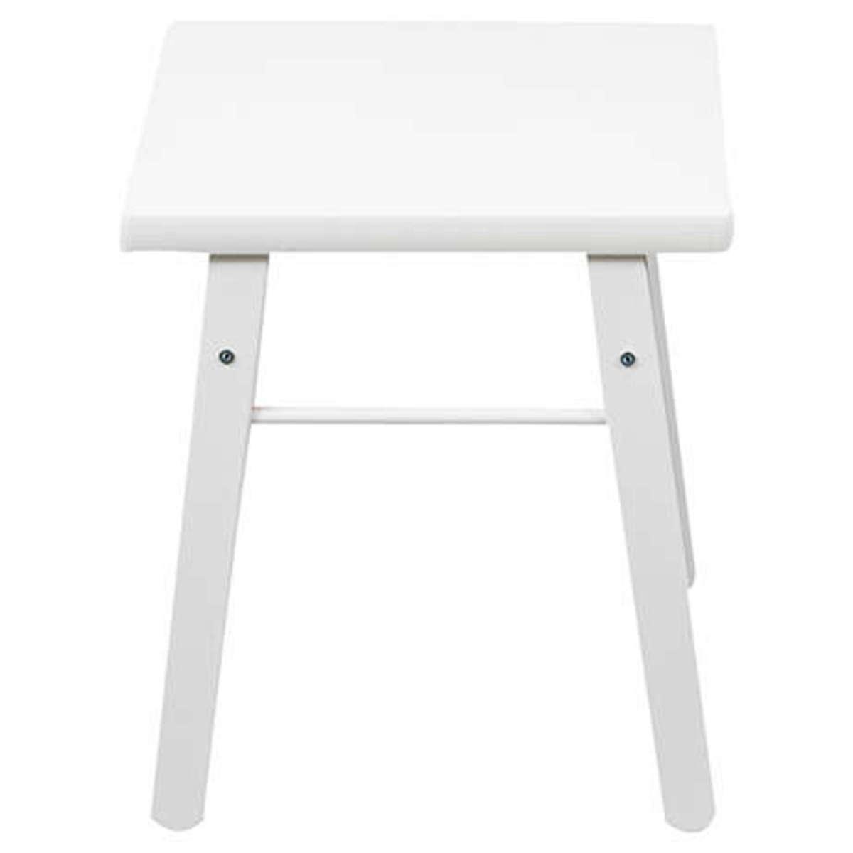 combelle table enfant laqu blanc table chaise. Black Bedroom Furniture Sets. Home Design Ideas